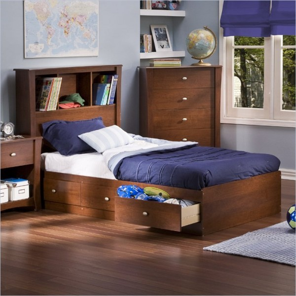 Tips To Choose Single Box Bed Designs For Kids