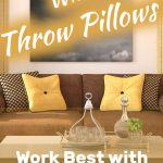 Which Throw Pillows Work Best With A Brown Couch With 23 Photo Examples Home Decor Bliss