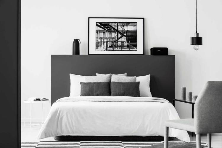 123 Black And White Bedroom Ideas Inspiration Photo Post Home Decor Bliss