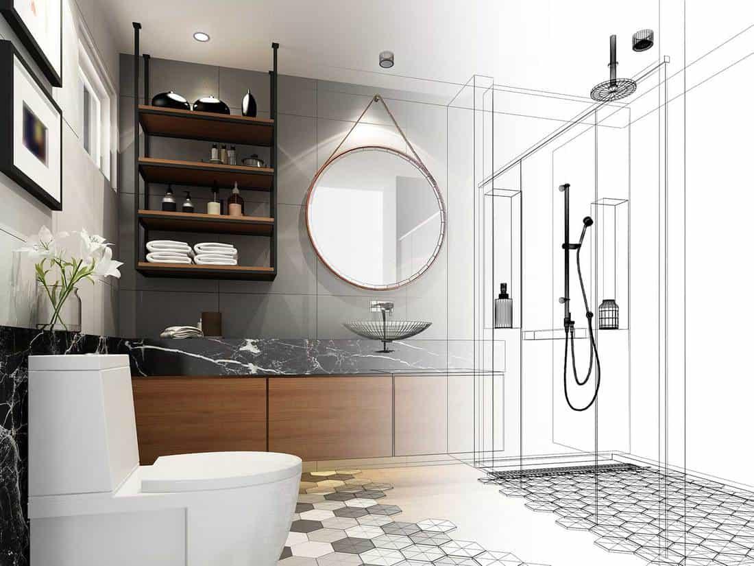 53 Industrial Bathroom Ideas Home Decor Bliss