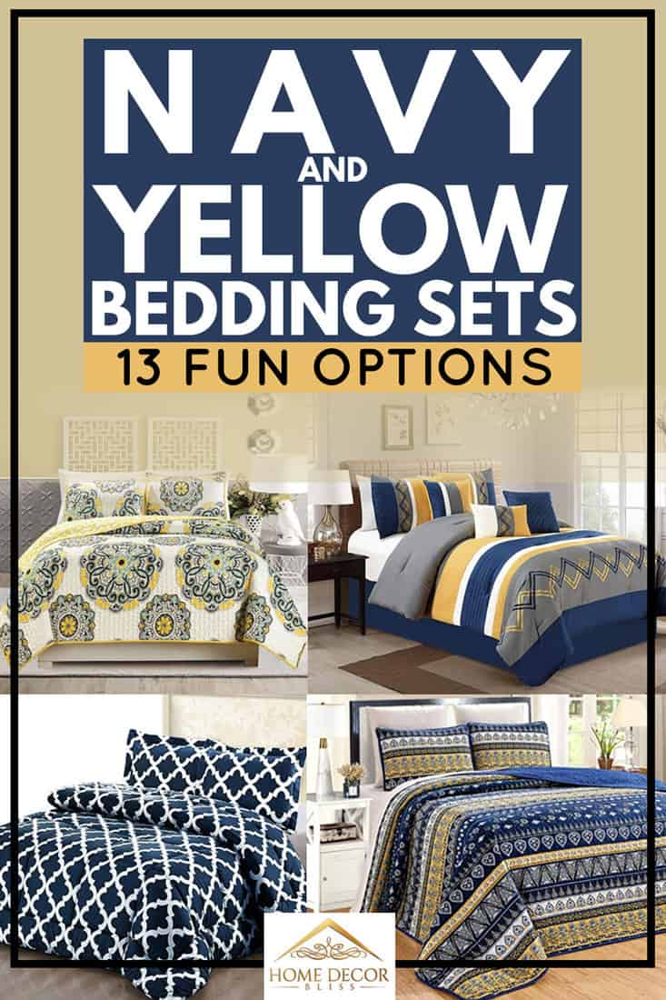 navy and yellow bedding sets 13 fun