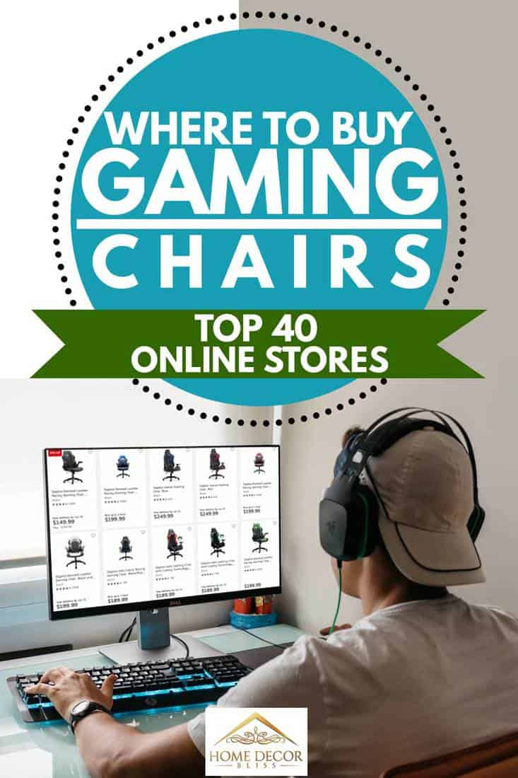Gaming Chairs Sams : gaming, chairs, Where, Gaming, Chairs, Online, Stores], Decor, Bliss