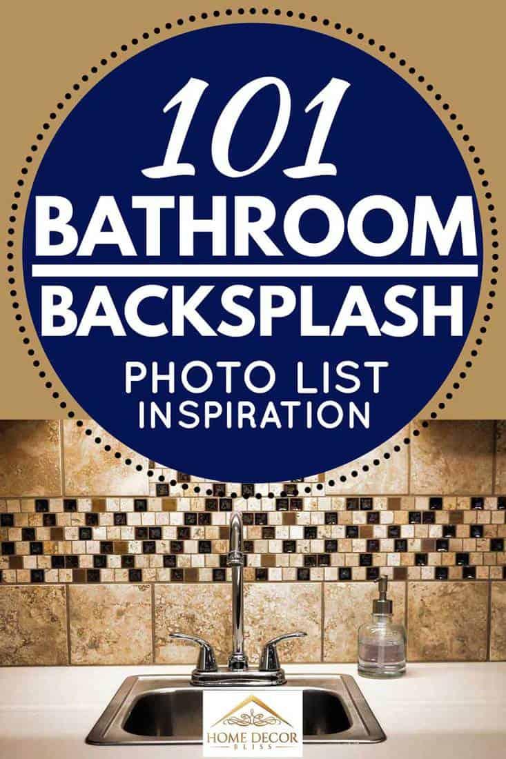 101 bathroom backsplash ideas photo