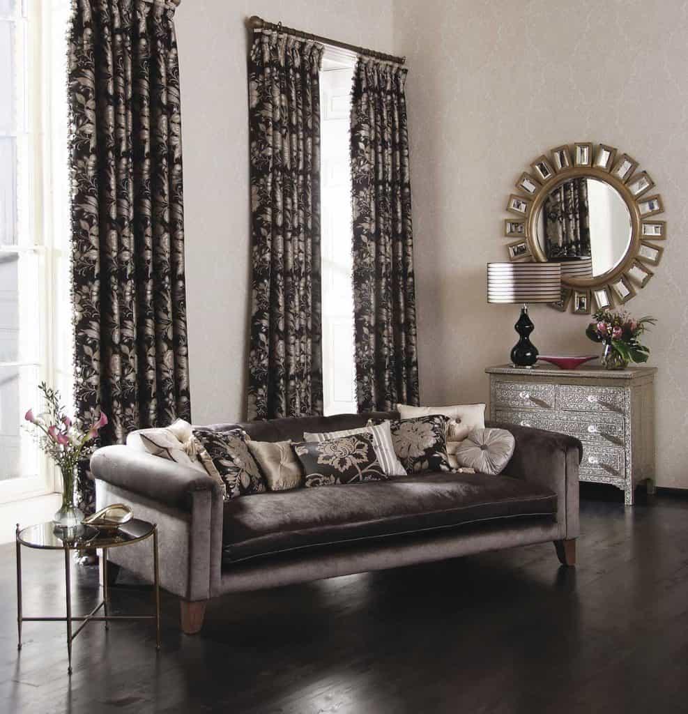 17 Dark Brown Leather Sofa Decorating Ideas Home Decor Bliss