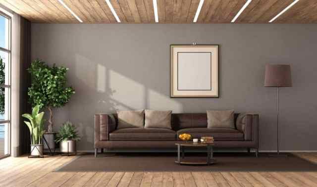 17 Dark Brown Leather Sofa Decorating Ideas - Home Decor Bliss
