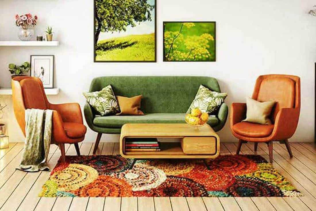 What Goes With A Green Couch 16 Examples To Follow Home Decor Bliss