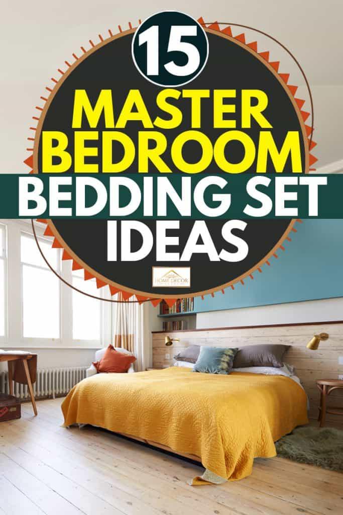 15 Master Bedroom Bedding Sets Ideas Home Decor Bliss