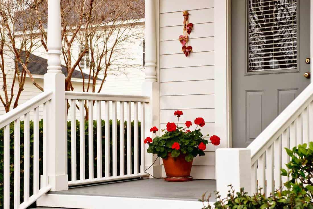i paint my front porch