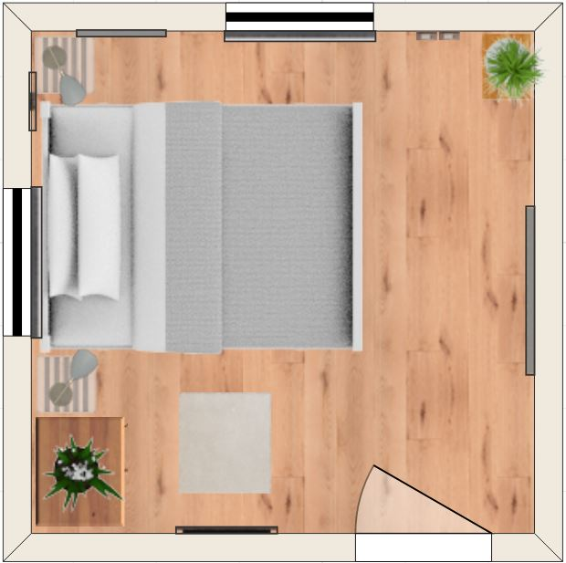 seven 10x10 bedroom layouts to consider
