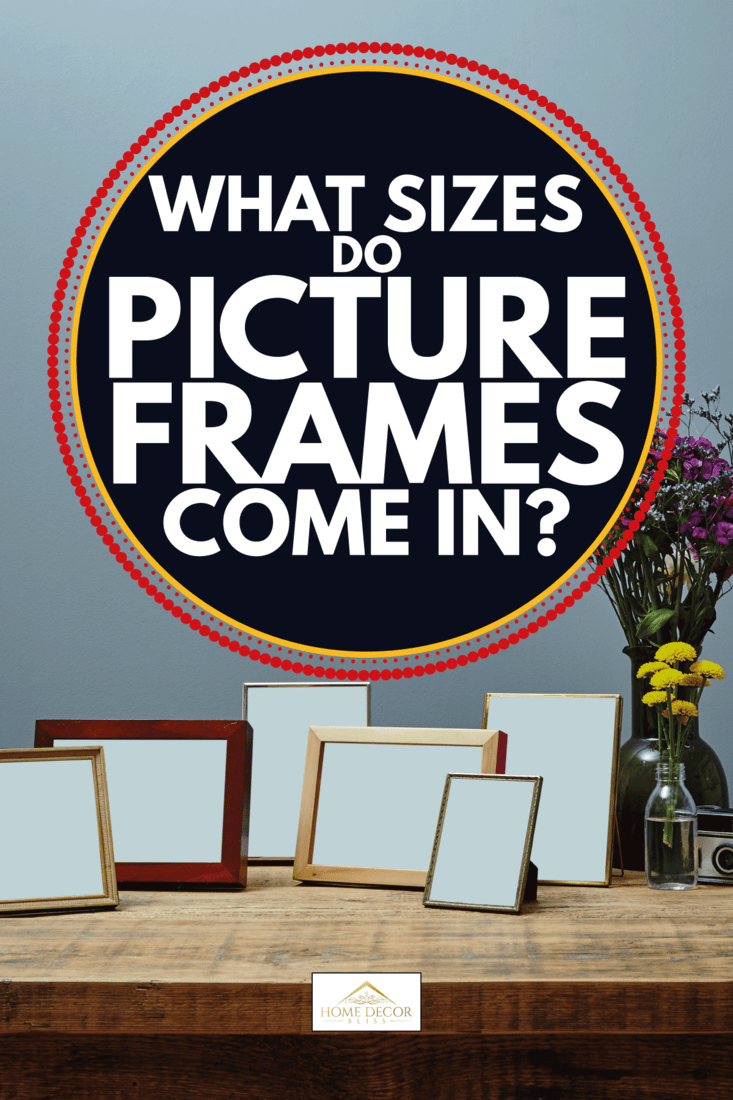 what size do poster frames come in