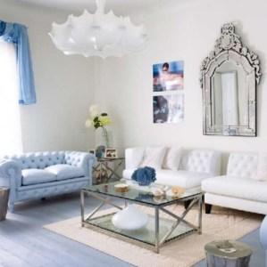 Elegant Venetian Mirrors