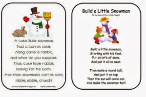 A Special Guest – Snowman