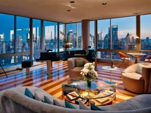Rooms With A City View