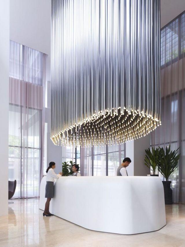Hotel lobbies grand entrances home decor designs for Hotel decor for home