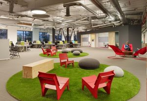 Refreshing Office Designs