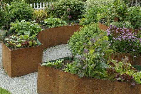 Unique Vegetable Gardens Home Decor Designs