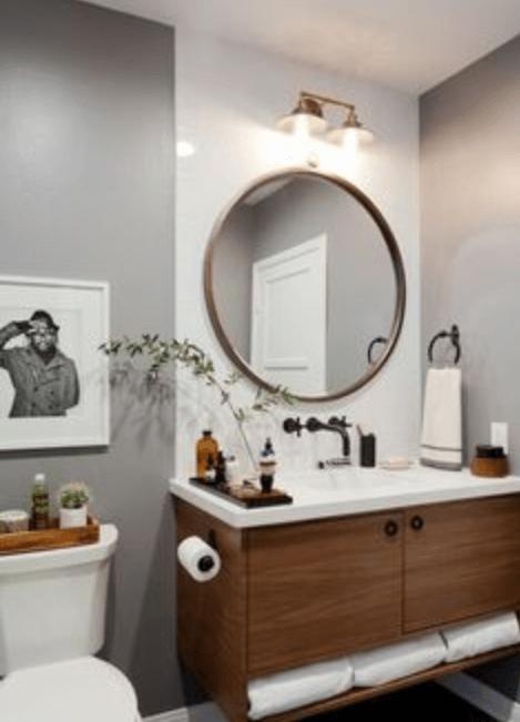 bathroom decor ideas shower curtains