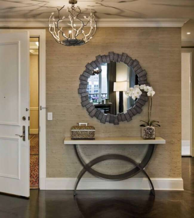 Modern Entry Table Ideas