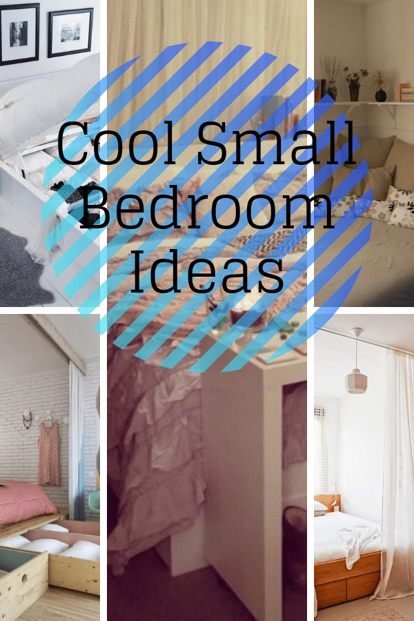 30 Best Small Bedroom Ideas To Get Maximize Limited Space