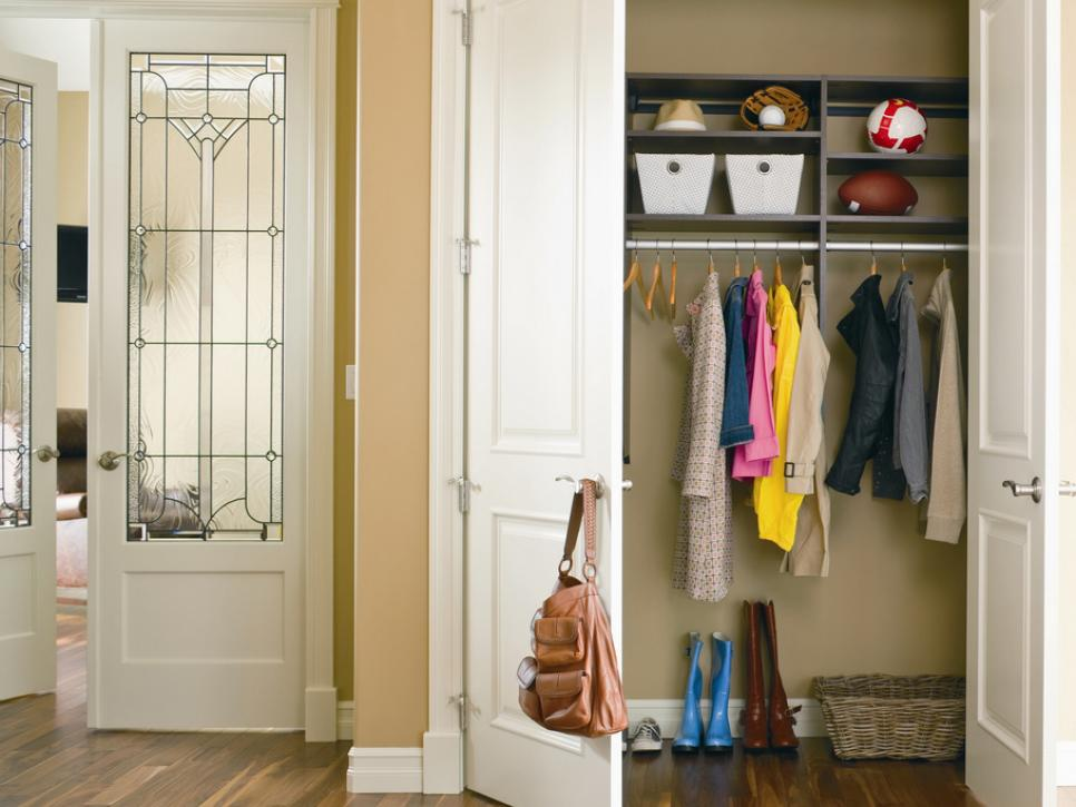 3-panel sliding closet doors