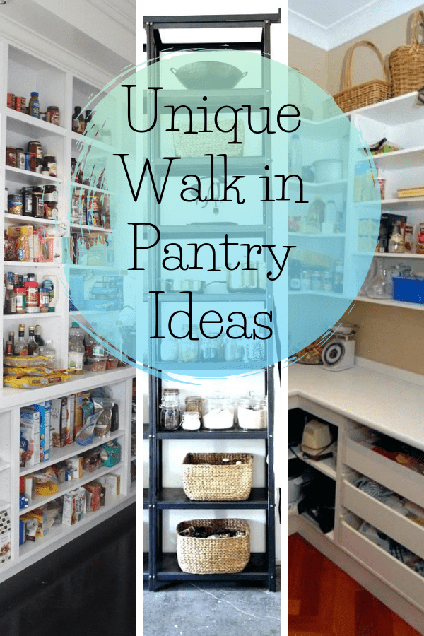 25 Unique Walk In Pantry Ideas For Kitchen Enhancement