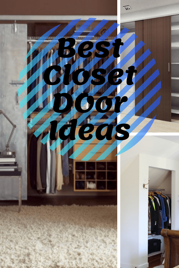 25 Savvy Closet Door Ideas To Enhance Usage Amazing
