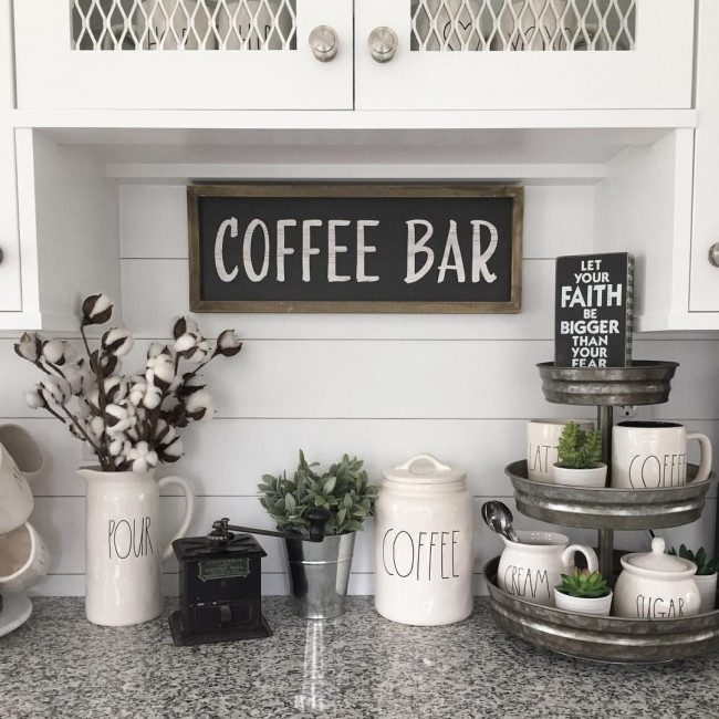 kitchen sign wall decor
