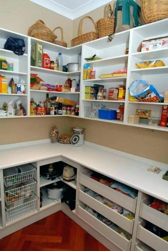 open pantry ideas