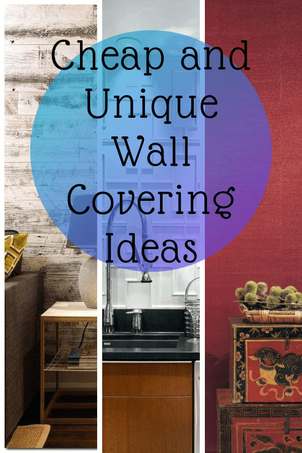 25 Cheap And Unique Wall Covering Ideas To Enhance Your Room