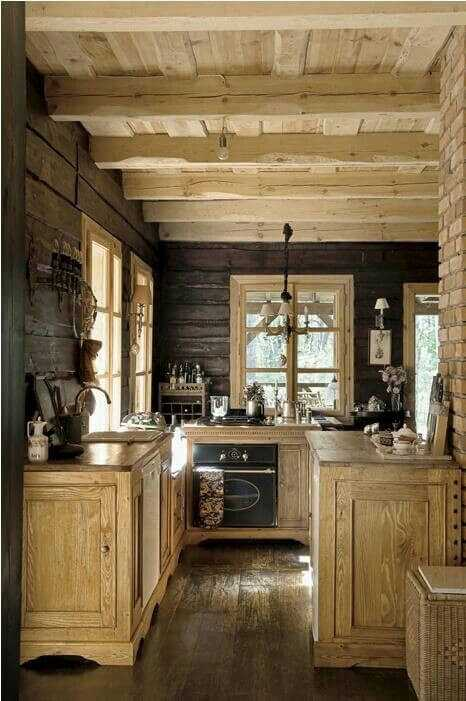 small farmhouse bathroom