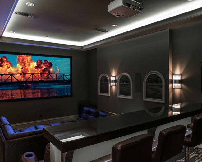 bonus room media room ideas