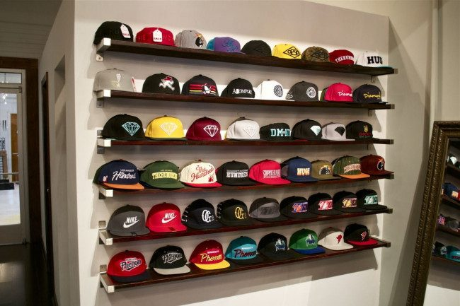 wall mounted hat rack ideas