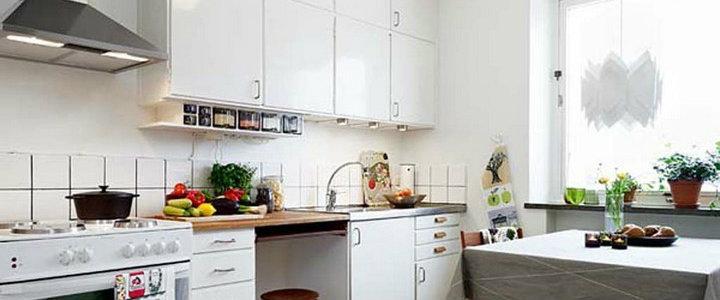 Best Small Kitchen Decoration Tips