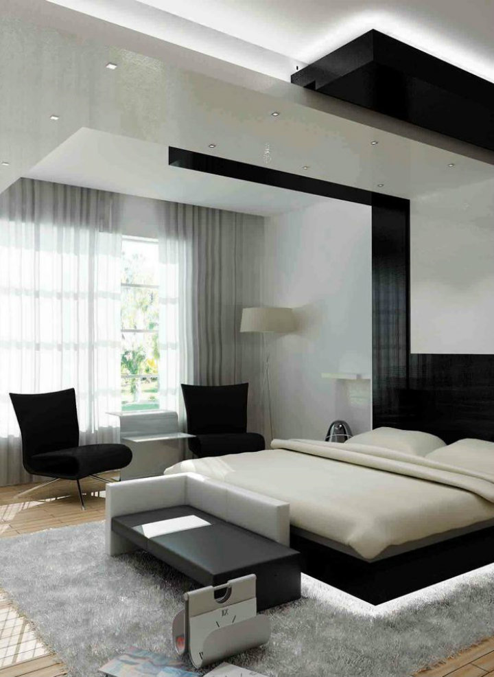 10 Amazing Contemporary Bedrooms | Home Decor Ideas