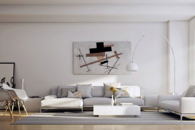 20 Modern Floor Lamps for the Luxury Living Room