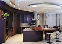 Modern Kitchen Ceiling Designs for Homes
