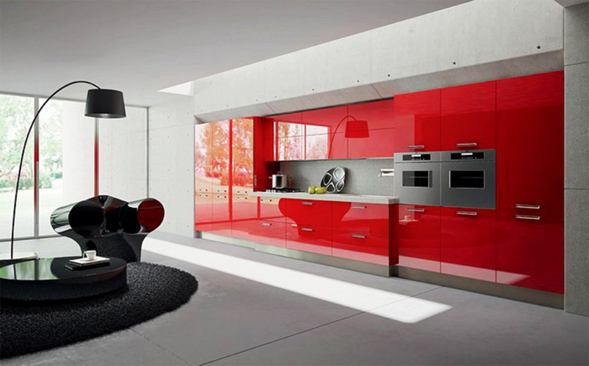 Beautiful Color Trends for Your Modern Kitchen  Home