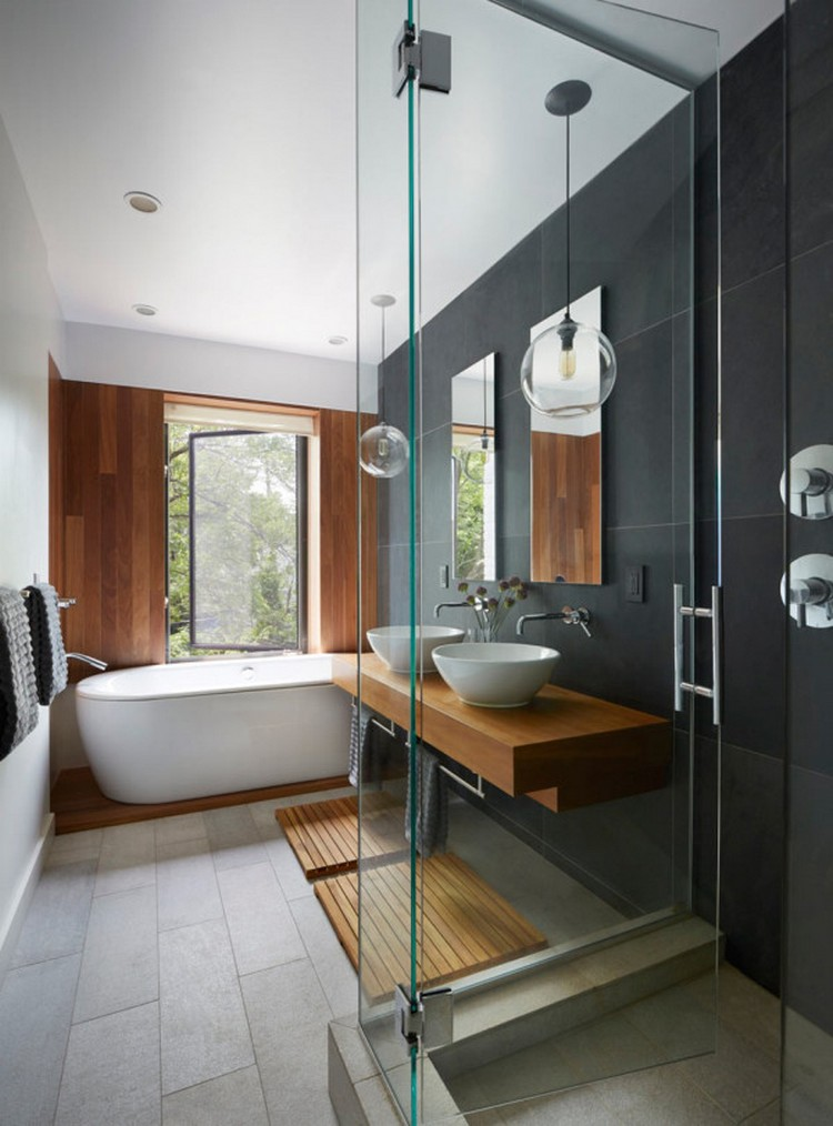 Beautiful Minimalist Bathrooms To Fall In Love With  Home Decor Ideas