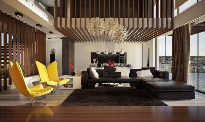 Heartbreaking High Ceiling Living Rooms – Home Decor Ideas