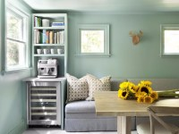 Get Inspired With Stylish Mint Living Rooms
