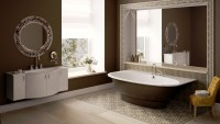 The Perfect Oversized Mirror for your Bathroom | Home ...