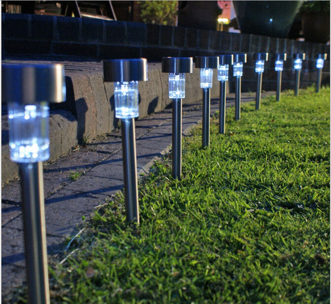 Decorative Outdoor Light Poles And Bases