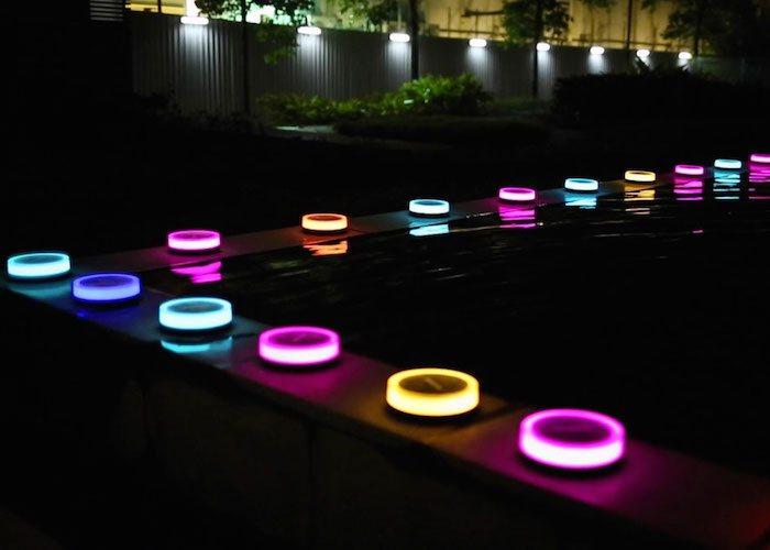 Homebase Garden Lights