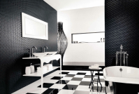 Black and White Floor Tiles Ideas with Images