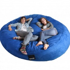 Two Person Bean Bag Chair Beach With Shade Cover Best Chairs For Adults Ideas Images