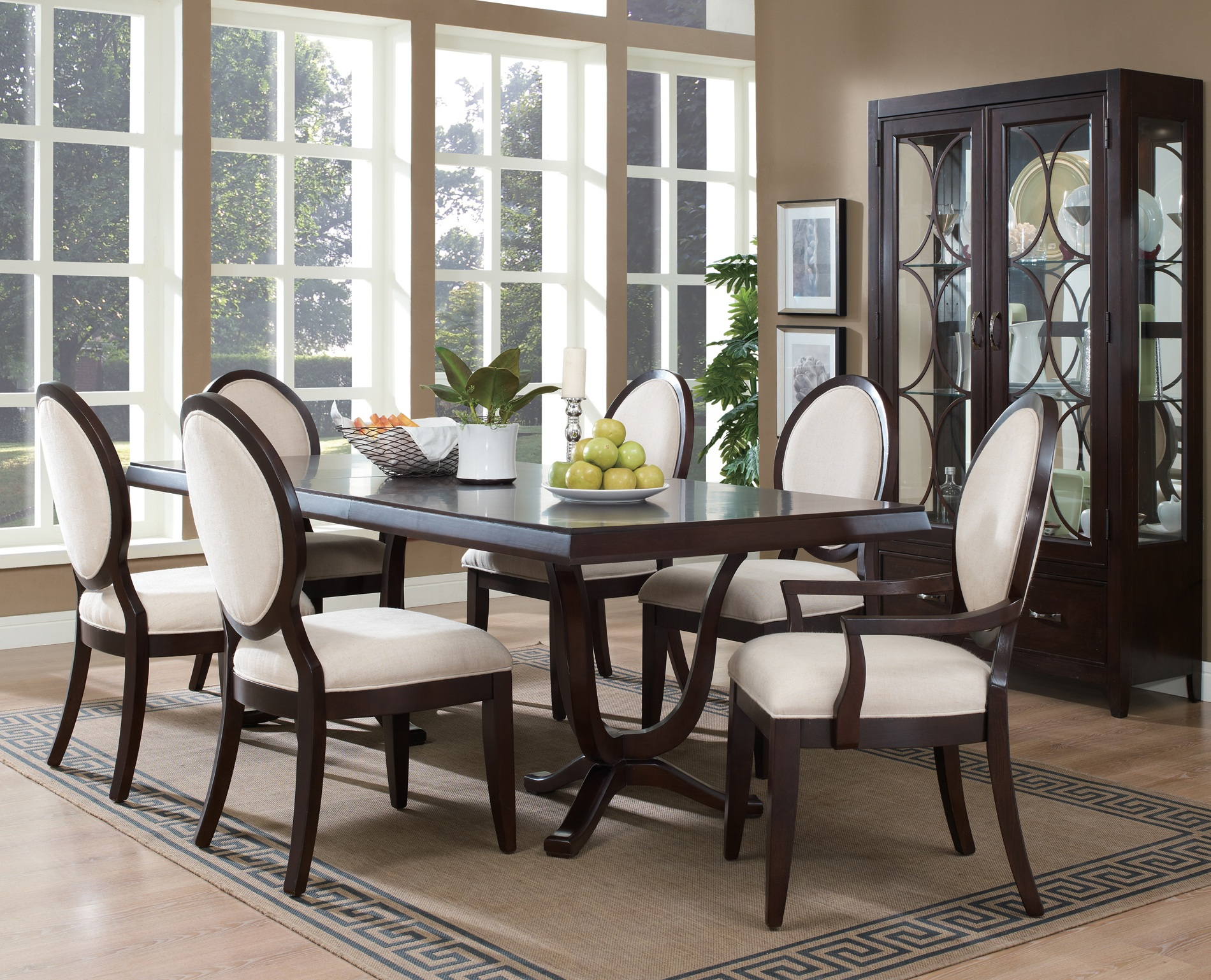 compact dining table and chairs baby chair cover room ideas with images