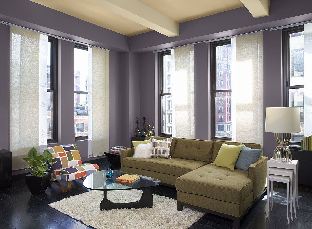 Modern Paint Colors for Living Room Ideas