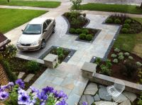 Top 30 Front Garden Ideas with Parking - Home Decor Ideas