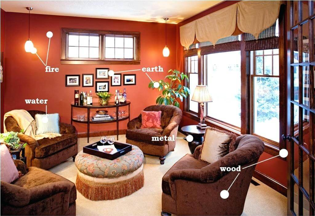 60 Feng Shui Living Room Decorating Tips with Images