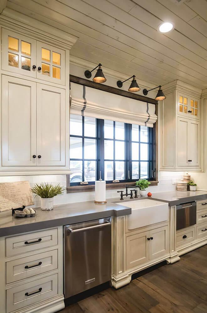50 best kitchen window treatment ideas